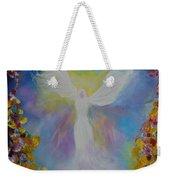 Sweet Angel Weekender Tote Bag