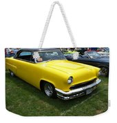 Sweet Citrus Weekender Tote Bag