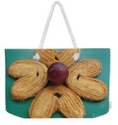 Sweet Flower Weekender Tote Bag