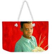 Sweet Grass Flowers Weekender Tote Bag