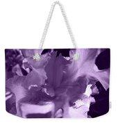 Sweet Lavender Weekender Tote Bag
