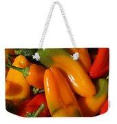 Sweet Peppers Weekender Tote Bag