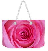 Sweet Pink Rose IIi Weekender Tote Bag