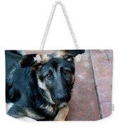 Sweet Spanish Pup Weekender Tote Bag
