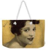 Sweet Sue Just You Weekender Tote Bag