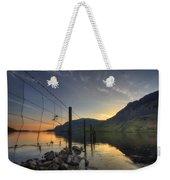 Sweet Wave Of Sunset Weekender Tote Bag