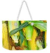 Sweetcorn Weekender Tote Bag