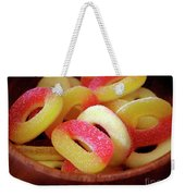 Sweeter Candys Weekender Tote Bag by Carlos Caetano