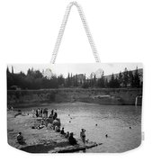 Swiming Time 1945 Weekender Tote Bag