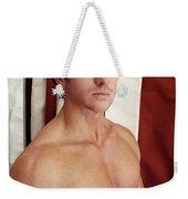 Swimmer 2 Weekender Tote Bag