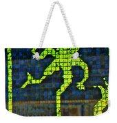 Swimming Pool Tiles Weekender Tote Bag