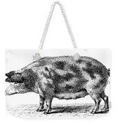Swine Weekender Tote Bag