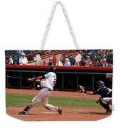 Swing And A Miss Weekender Tote Bag