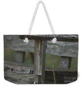 Swing In The Woods Weekender Tote Bag