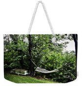 Swing Time Weekender Tote Bag