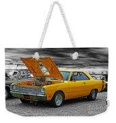 Swinger Muscle Car Weekender Tote Bag
