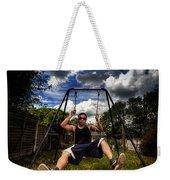 Swinger Weekender Tote Bag