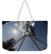 Swinging In A Hammock Weekender Tote Bag