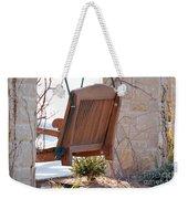 Swinging Into Oblivion Weekender Tote Bag