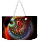 Swirl Of Colors Weekender Tote Bag