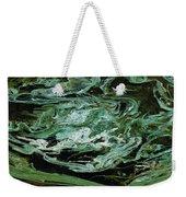 Swirling Algae Weekender Tote Bag
