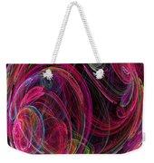 Swirling Energy Weekender Tote Bag