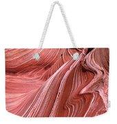Swirling Sandstone Weekender Tote Bag