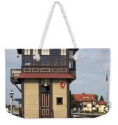 Switch Tower Weekender Tote Bag