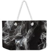Swriling Smoke  Weekender Tote Bag