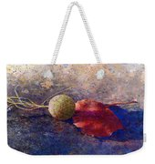 Sycamore Ball And Leaf Weekender Tote Bag