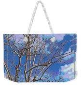 Sycamore Tree Branch Art Weekender Tote Bag