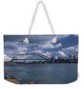 Sydney Harbor Australia Weekender Tote Bag