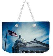 Symbol Of Freedom Weekender Tote Bag