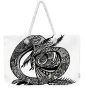 Symbol Of The Dragon Weekender Tote Bag