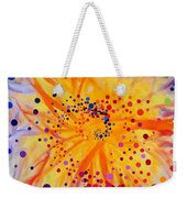 Symmetry Breaking Weekender Tote Bag