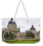 Szechenyli Baths - Budapest Weekender Tote Bag