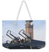 T-38 Talon Pilots Make Their Final Weekender Tote Bag