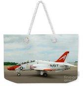 T-45 Goeshawk 4 Weekender Tote Bag