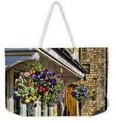 Table Manners Store -  Broadway England Weekender Tote Bag