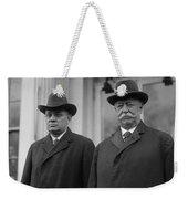 Taft & Butler, 1922 Weekender Tote Bag
