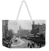 Taft Inauguration, 1909 Weekender Tote Bag