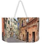 Taggia In Liguria Weekender Tote Bag