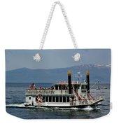 Tahoe Gal On Lake Tahoe Weekender Tote Bag