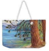 Tahoe Light Sugar Pine Point State Park Weekender Tote Bag