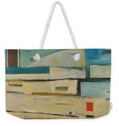 Take Me Right Back To The Track Jack Weekender Tote Bag