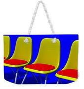 Take Your Seat Weekender Tote Bag