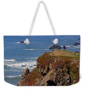 Taking In The View Weekender Tote Bag