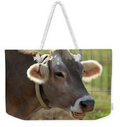 Talking Cow Weekender Tote Bag