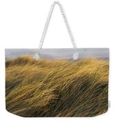 Tall Grass Blowing In The Wind Weekender Tote Bag