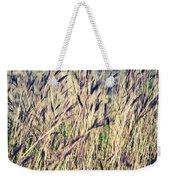 Tall Grass Weekender Tote Bag